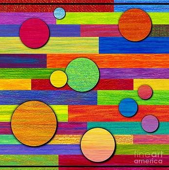 Circular Bystanders  by David K Small