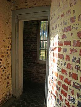 Circular Hallway by Sherry Vance