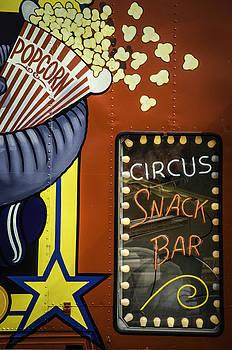 Circus snack bar. by Brian R Tolbert
