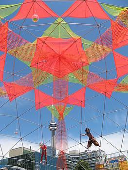 Alfred Ng - circus under tower