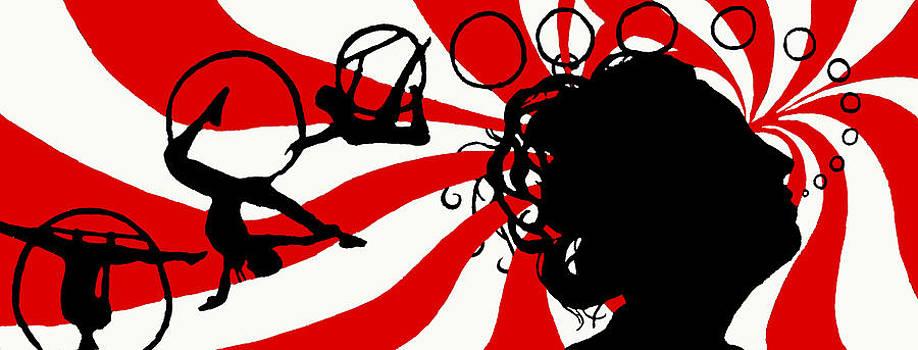 Cirque Du Shadow by Alicia Post