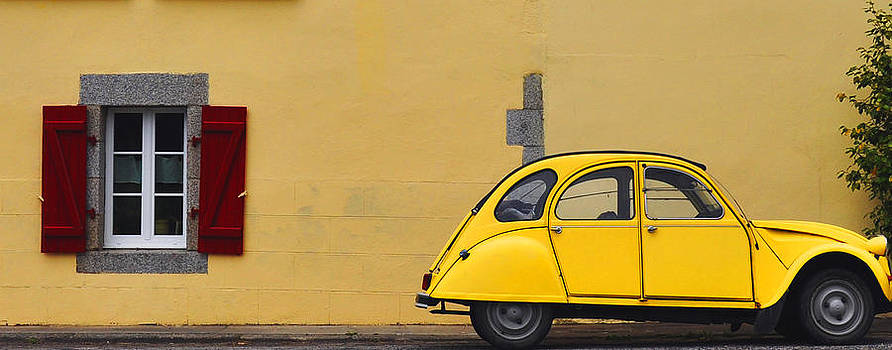 Citroen 2cv Brittany France by Quirky Jen Photos