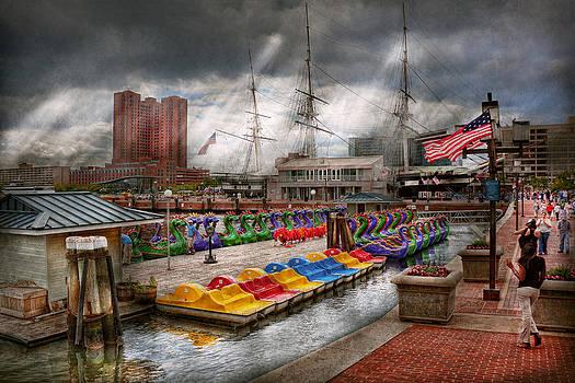 Mike Savad - City - Baltimore MD - Modern Maryland