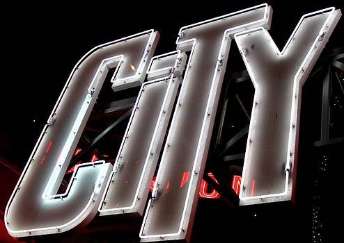 City by Caroline Lomeli