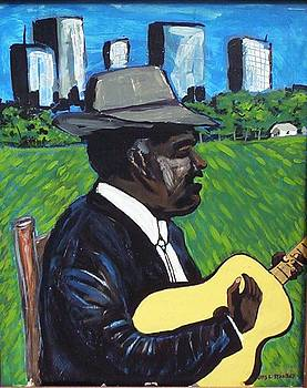 City Country Blues by Otis L Stanley