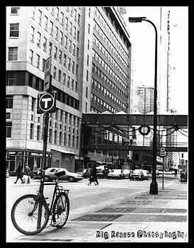 City Life by Kip Krause