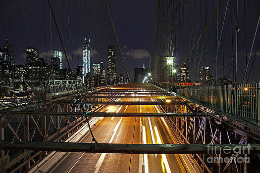 City lights by Alison Tomich