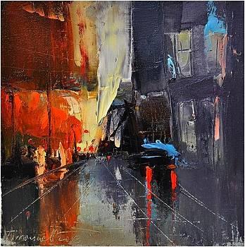 City lights by David Figielek