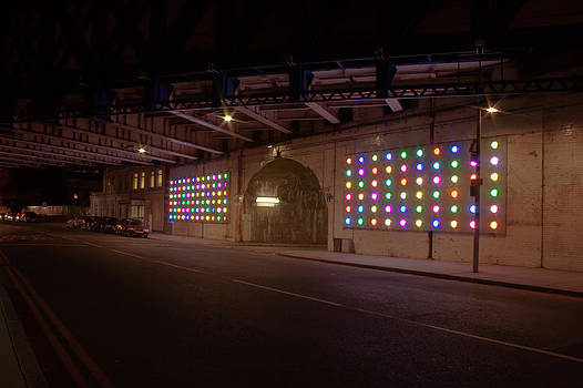 City Lights by Jacqui Collett