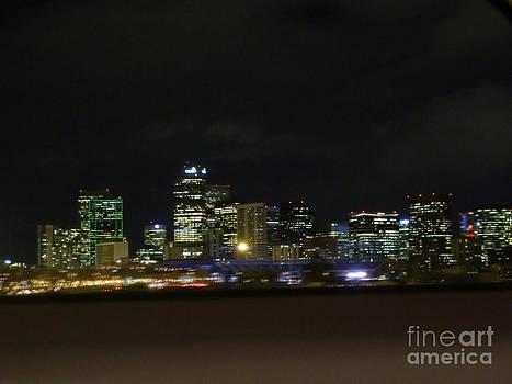 City Lights by Nickey Brumbaugh
