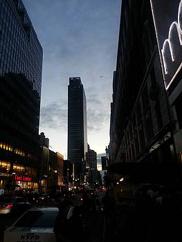 City Night by Amanda Edwards