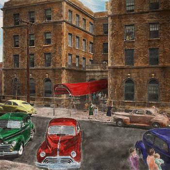 Mike Savad - City - NY - Leo Ritter School of Nursing 1947