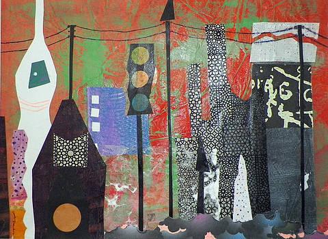 City O Mine by Linnie Greenberg