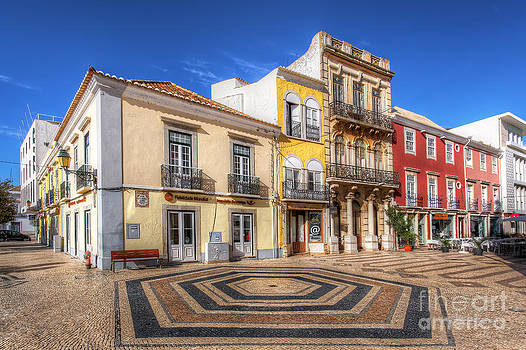 English Landscapes - City Of Faro