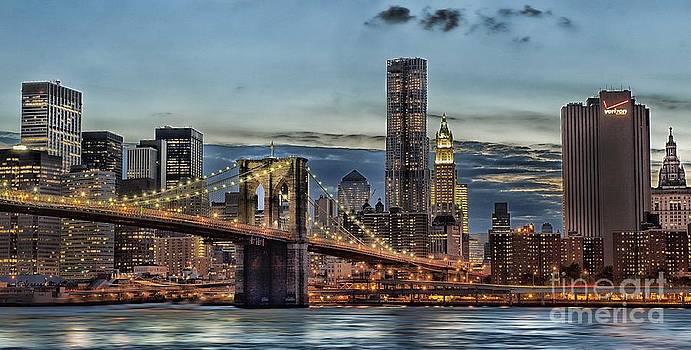 City of Lights by Arnie Goldstein