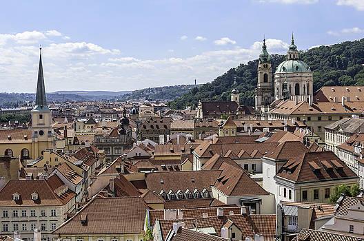 City of Prague. by Fernando Barozza