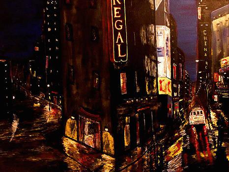 City Rain 2 by Mark Moore