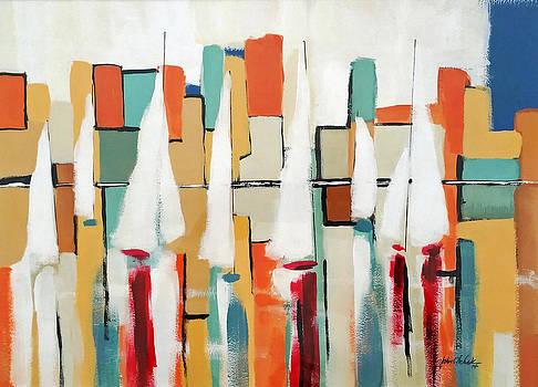 City Sail by John Chehak