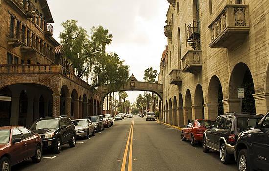 Terry Thomas - City Street Riverside CA