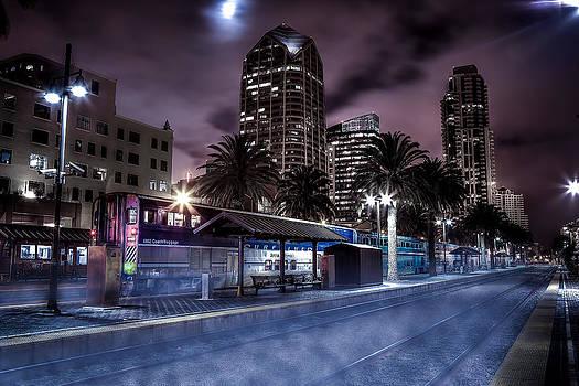 City Train by Robbie Snider