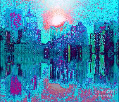 City Twilight by Holly Martinson