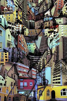 City Waves by Florin Birjoveanu