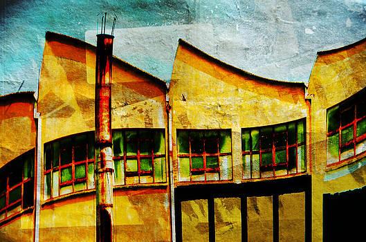 City's Stori3s by Antonis Gourountis
