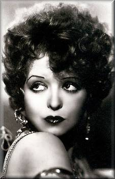 Clara Bow by Henry Goode Gallery