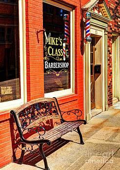 Mel Steinhauer - Classic Barbershop