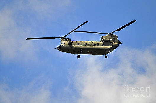 Classic Chinook by Al Powell Photography USA