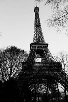 Classic Eiffel 2 by Calvin Hanson