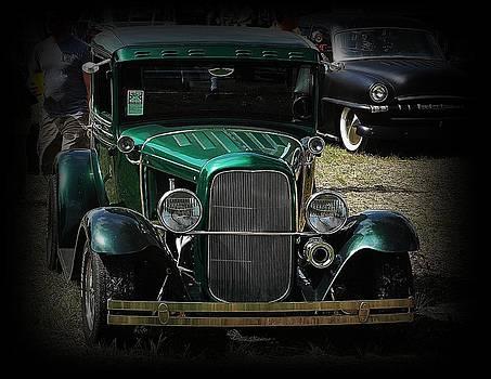 Classic Green by Joshua Burcham
