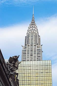 Classic New York View by Andrew Kazmierski