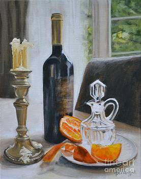 Classic Orange by Lori Pittenger