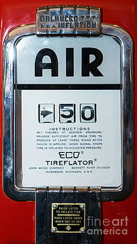 Wingsdomain Art and Photography - Classic Vintage Eco Air Pump DSC02701