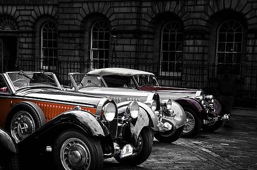 Classics in Edinburgh by Christine May