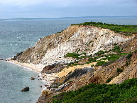 Clay Cliffs by Paul Schoenig