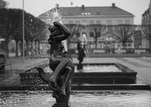 Clean Lady by Nicholas Kjellner