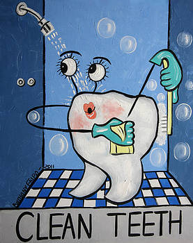 Clean Tooth by Anthony Falbo