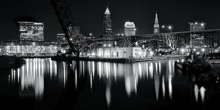Frozen in Time Fine Art Photography - Cleveland Black and White