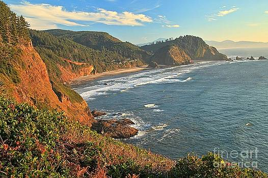Adam Jewell - Cliffs At Cape Meares