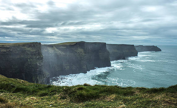 Cliffs of Moher  by Noel Sofley