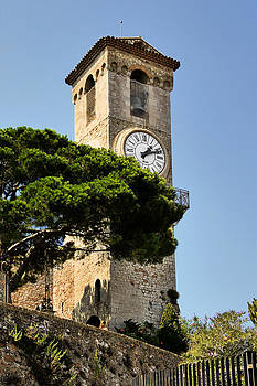 Christine Till - Clock Tower - Cannes - France