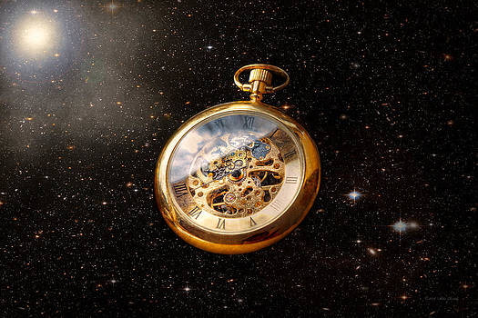 Mike Savad - Clockmaker - Space time