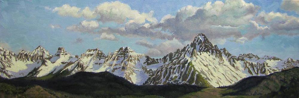 Colorado Rockies by Dan Fusco