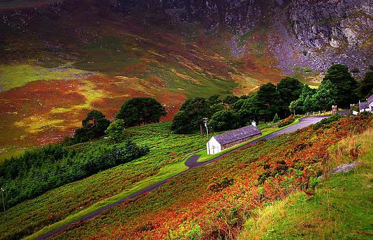Jenny Rainbow - Close to the Nature. Wicklow. Ireland