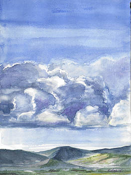 Cloud Bank by Pam Little
