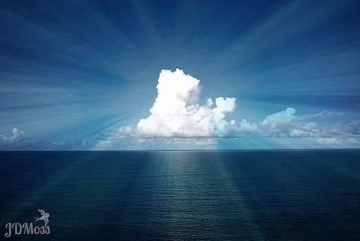 Cloud Burst by Janet Moss