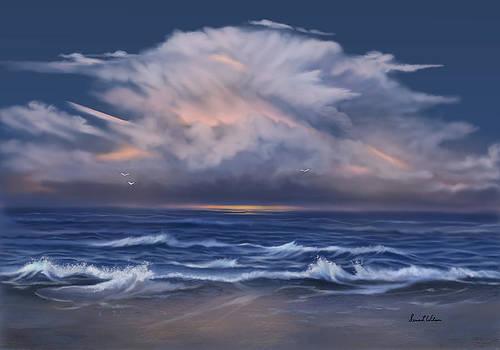 Cloud Burst by Sena Wilson