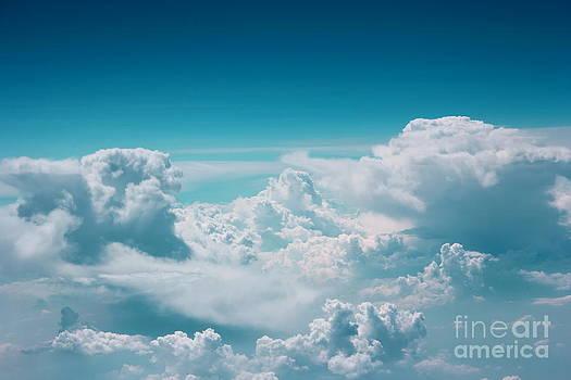 Cloud by Jan Wolf
